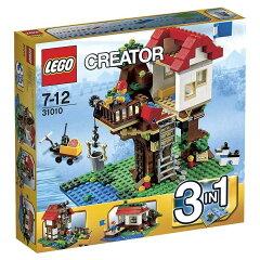 レゴ 31010 クリエイター・ツリーハウス