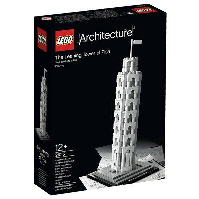レゴ アーキテクチャー 21015 ピサの斜塔 【オンライン限定】【送料無料】