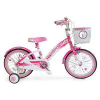 14インチ子供用自転車ハードキャンディージュエリーピンク【女の子向け】