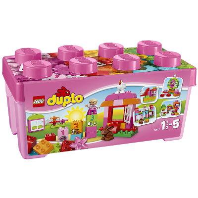 1歳〜2歳児へのプレゼント。楽しさ、知育、両面で『レゴ デュプロ』はオススメです。