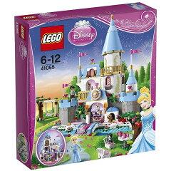 レゴ ディズニー・プリンセス 41055 シンデレラの城【送料無料】