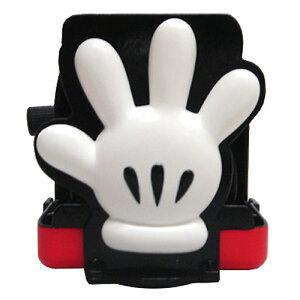 【Disneyzone】ミッキーマウス たためるペットボトルホルダー