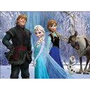 ディズニーレンチキュラージズソーパズル63ピース アナと雪の女王(DL-63-668)