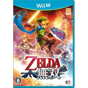 【Wii Uソフト】 ゼルダ無双【送料無料】
