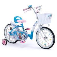 トイザらス限定18インチ子供用自転車アナと雪の女王【女の子向け】