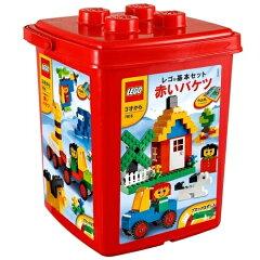 レゴ 基本セット 7616 赤いバケツ【送料無料】