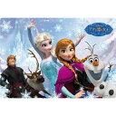 ディズニーチャイルドパズル 「エルサの魔法」(アナと雪の女王)60ピース【お子様向けパズル】