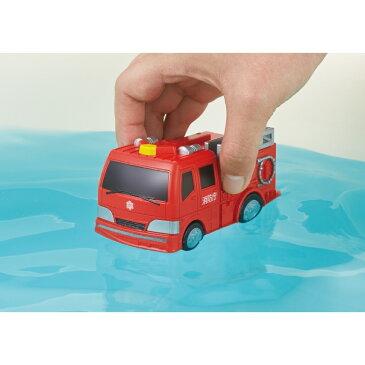 スイリク 水陸両用カー ポンプ消防車