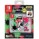 Nintendo Switch専用 カードポケット24 スプラトゥーン2