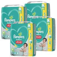 【8枚増量】【パンツタイプ】パンパースさらさらケアパンツMサイズ304枚(74枚+2×4)紙おむつ箱入り
