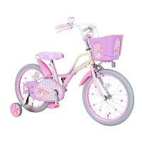 18インチ子供用自転車ぼんぼんりぼん