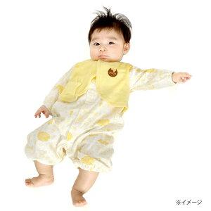 811e742f6b666 ベビーザらス限定 ディズニー ベスト付き新生児ドレス くまのプーさん 50-70cm イエロー  トイザらス・ベビーザらス限定 人気ディズニー キャラクターくまのプーさん ...