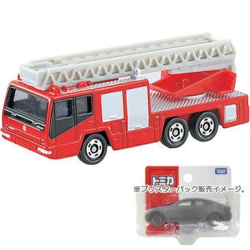トミカ No.108 日野はしご付消防車(BP)