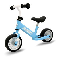 トイザらスAVIGO16cm安定感バツグン!トレーニングバイク(ライトブルー)