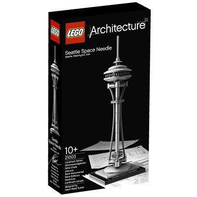 レゴ アーキテクチャー 21003 スペース ニードル タワー 【オンライン限定】
