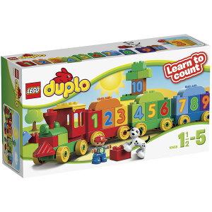 レゴ デュプロ 10558 かずあそびトレイン【送料無料】