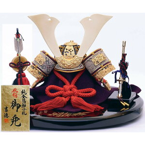 [May doll] Babyzarus limited helmet helmet floor decoration Pure gold leaf stamped paper island Shima Shikin [Free shipping]
