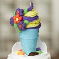 プレイ・ドーきゅうきょくのアイスクリームメーカー