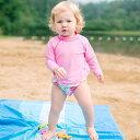 おむつ機能つき水遊びパンツ ホワイトジーニア スイムウェア(ホワイト×80cm)