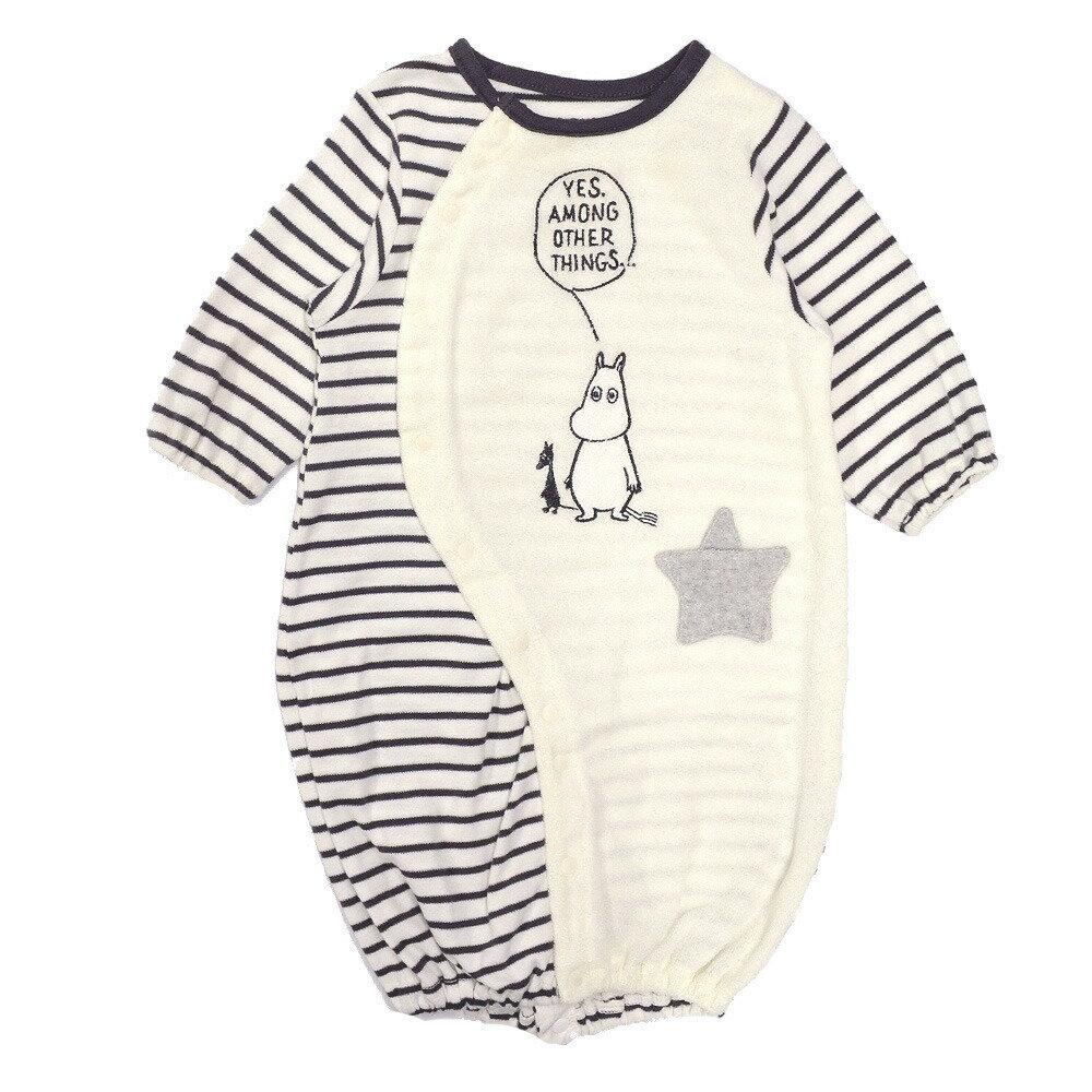 ゾーウィー『MOOMIN新生児兼用ドレス』