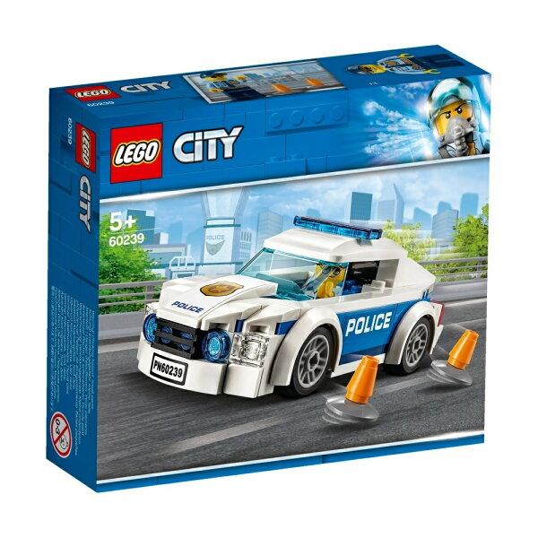 レゴシティ60239ポリスパトロールカー