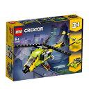 レゴ クリエイター 31092 ヘリコプター・アドベンチャー