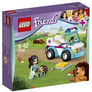 レゴ フレンズ 41086 どうぶつの救急車