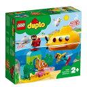 レゴ デュプロ 10910 世界のどうぶつ サブマリンの水中探検