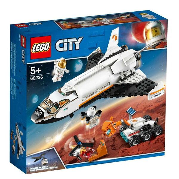 レゴシティ60226超高速 火星探査シャトル