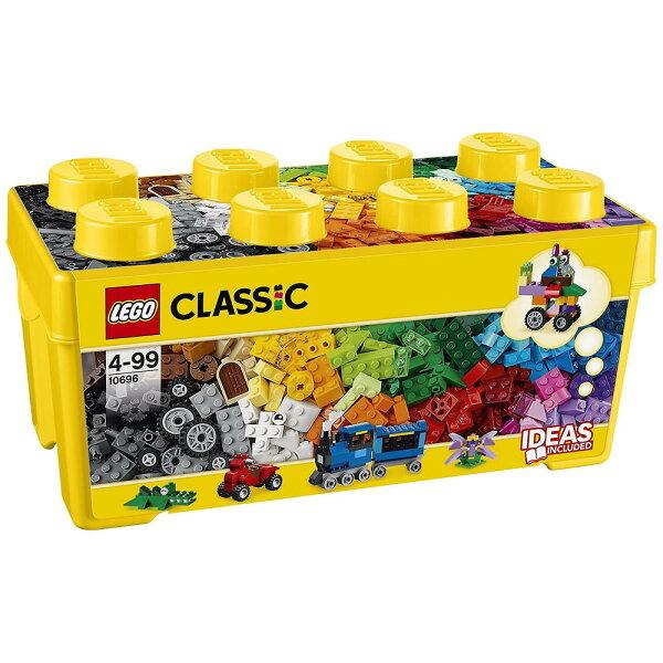 オンライン 価格 レゴクラシック10696黄色のアイデアボックス<プラス>