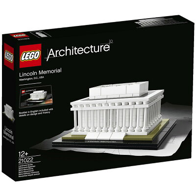 レゴ アーキテクチャー 21022 リンカーン記念館【送料無料】