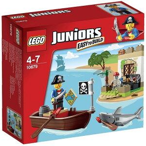 レゴ ジュニア 10679 海賊のお宝探し