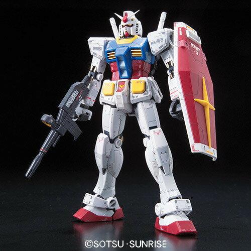 プラモデル・模型, ロボット 1144 RG RX-78-2