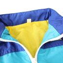 ベビーザらス限定 ウィンドブレーカー 切替(ブルー×100cm) 3