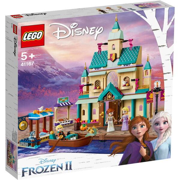 オンライン 価格 レゴディズニープリンセス41167アナと雪の女王2アレンデール城