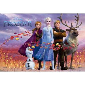Frozen 2 300 Piece Puzzle Decoration Nature Magical (Nature Magical)