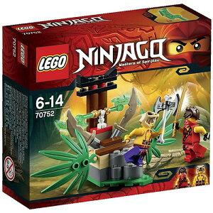 レゴ ニンジャゴー 70752 アナコン・ジャングルトラップ