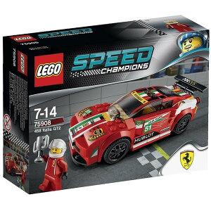 レゴ スピードチャンピオン 75908 458 イタリア GT2【送料無料】