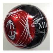 ミランサッカーボール ブラック