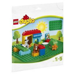 レゴ デュプロ 基礎板 緑 (#2304)【送料無料】