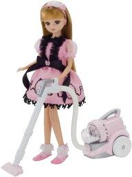 【リカちゃん】【小物】タカラトミー リカちゃん人形 LF-03 リカちゃん おそうじだいすき【人形別売り】