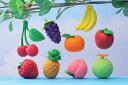 【消しゴム】【セット】くだもの けしごむ Fruit  60...