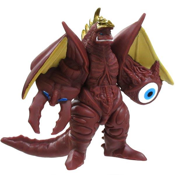 ウルトラマン  ソフビ人形 バンダイウルトラ怪獣シリーズ102ファイブキング