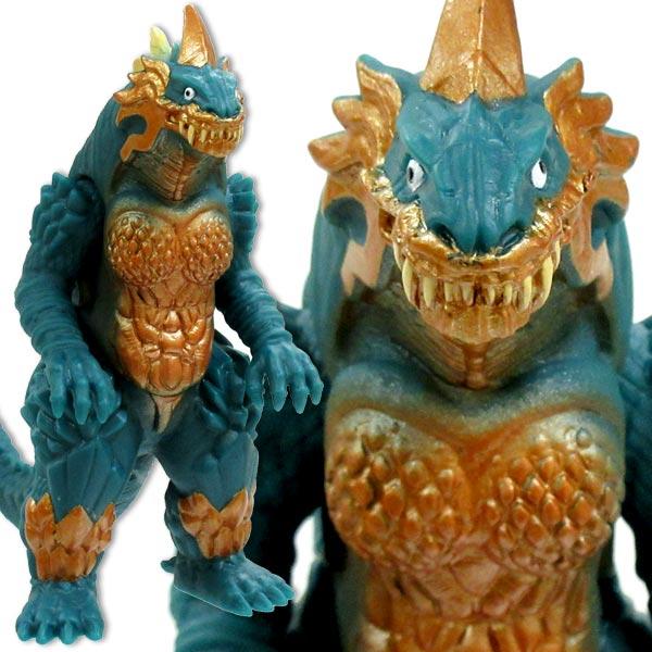 ウルトラマンタイガ  ソフビ人形 バンダイウルトラマンタイガウルトラ怪獣シリーズ108セグメゲル