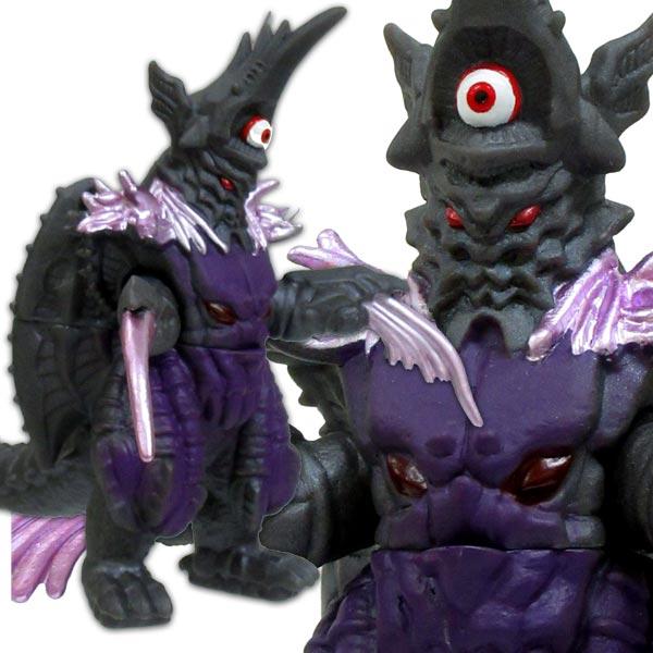ウルトラマンタイガ  ソフビ人形 バンダイウルトラマンタイガウルトラ怪獣シリーズ109ナイトファング