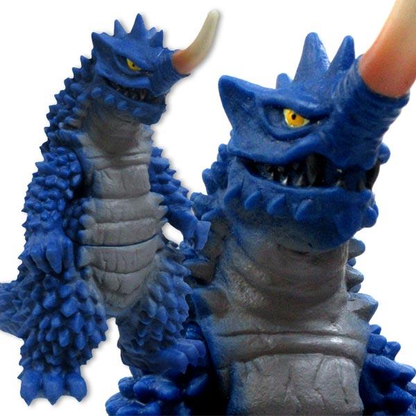 ウルトラマンタイガ  ソフビ人形 バンダイウルトラマンタイガウルトラ怪獣シリーズ110ギマイラ