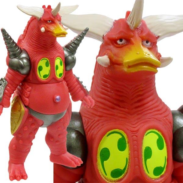 ウルトラマンタイガ  ソフビ人形 バンダイウルトラマンタイガウルトラ怪獣シリーズ113ゴロサンダー
