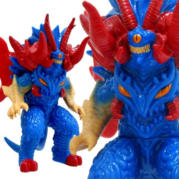 ウルトラマンタイガ  ソフビ人形 バンダイウルトラマンタイガウルトラ怪獣シリーズ116邪神魔獣グリムド