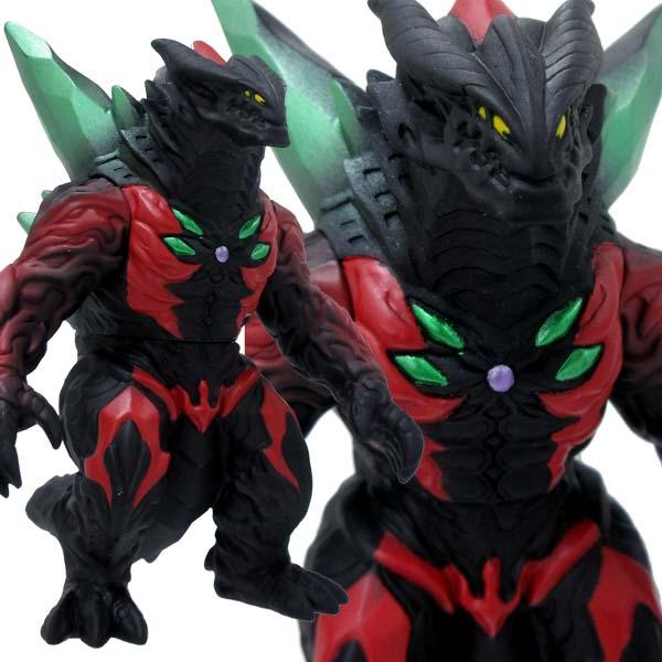 ウルトラマンタイガ  ソフビ人形 バンダイウルトラマンウルトラ怪獣シリーズ119アークベリアル