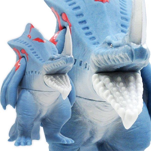 ウルトラマンゼット  ソフビ人形 バンダイウルトラマンZウルトラ怪獣シリーズ122ゲネガーグ